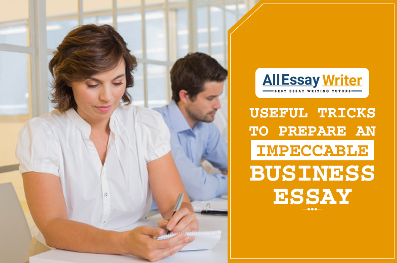Tips to Write a Business Essay