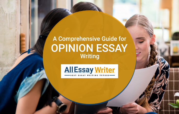 A Comprehensive Guide for Opinion Essay Writing