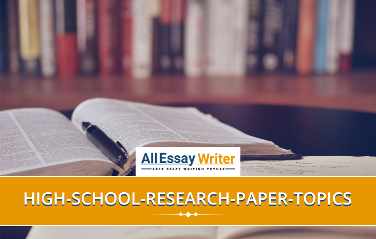 Make way for Straight As with 60 unique research paper topics